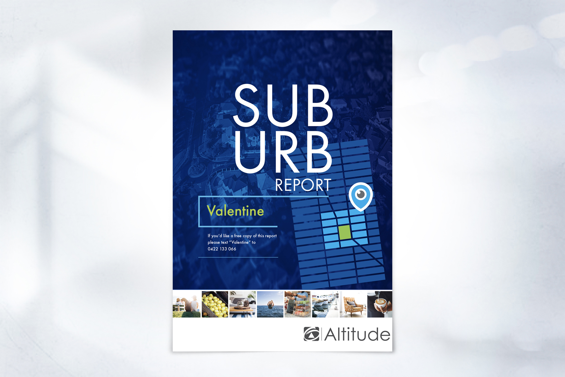 First National ALTITUDE Suburb Report A4 Cover