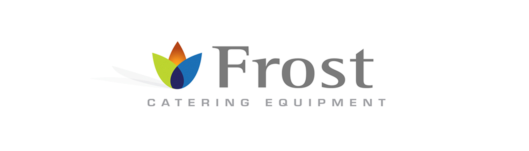 Frost Catering Equipment Logo Banner