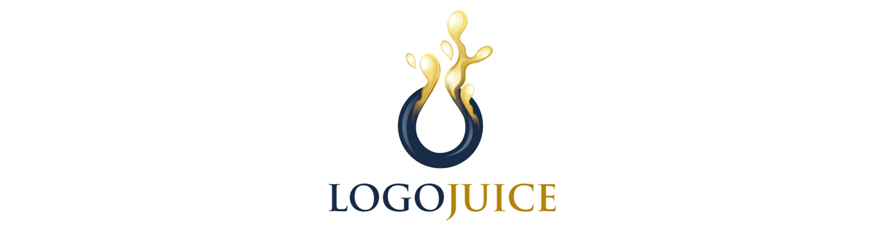 Logo Juice Logo on white