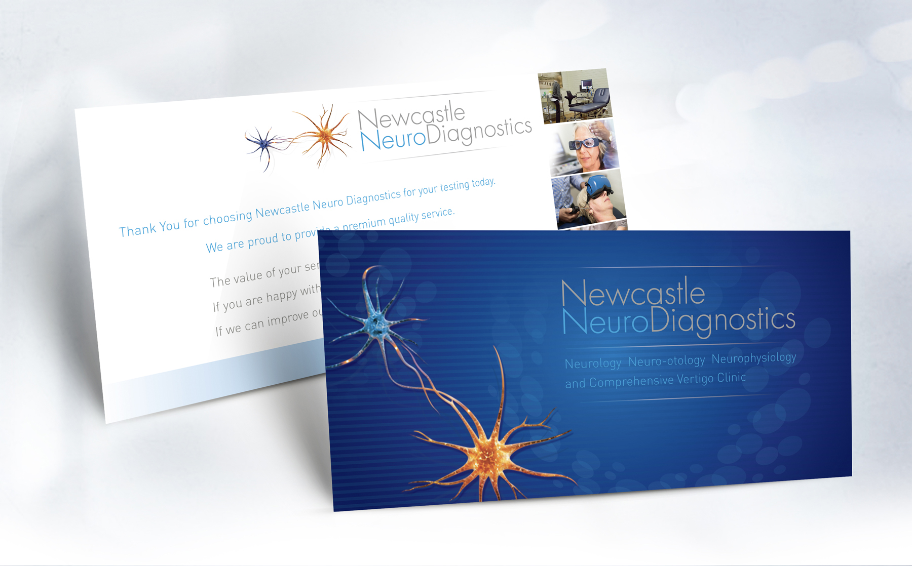 Newcastle Neuro Diagnostics 2 Page DL Brochure