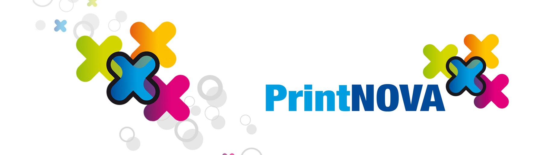 Print Nova Logo Banner