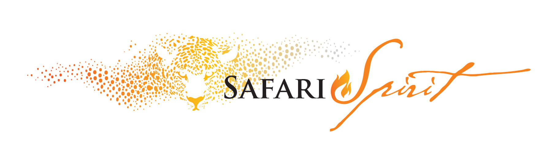 Safari Spirit Logo on white