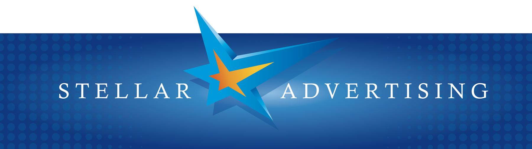 Stellar Advertising Logo Banner