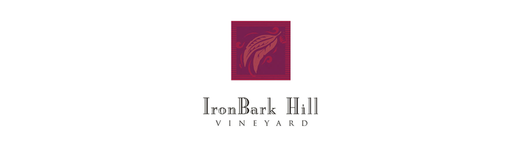 Ironbark Hill banner on white background