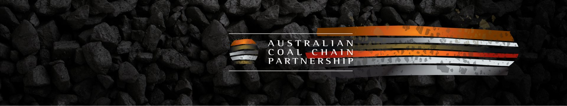 Banner for Australian Coal Chain Partnership Branding