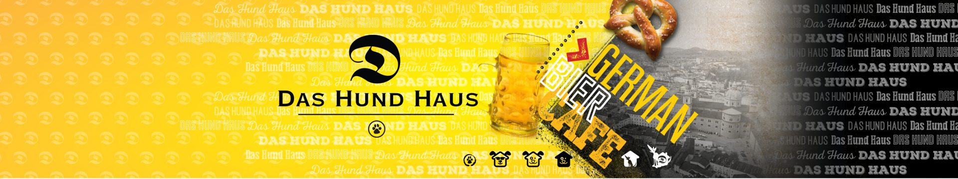 Das Hund Haus banner for promotion
