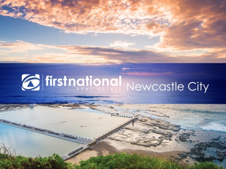 First National Newcastle Introduction Branding