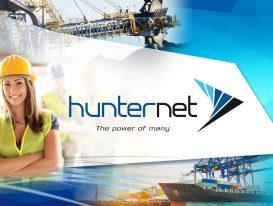 Hunternet Introduction Branding